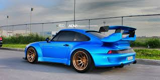 modified porsche 911 rwb tunes porsche 911 993 turbo makes it a truly stunning car
