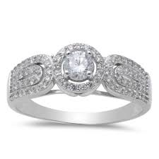 Women Wedding Rings by Engagement Rings For Women Wedding Rings Blue Apple Jewelry