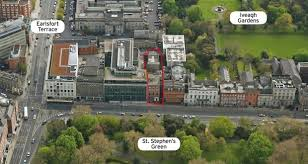 what side does a st go on grand loreto georgian on st stephen s green for 5 75m