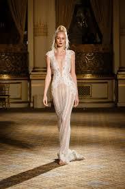 berta bridal berta bridal 2018 bridal runway show the coordinated