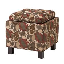 madison park storage ottoman best of brown storage ottoman with madison park shelley square