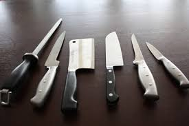kitchen knives kitchen knives 6 types for every kitchen the of manliness