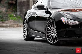 maserati ghibli wrapped maserati ghibli on vossen vfs2 wheels prestige wheel centre news
