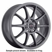 Awesome 13x5 00 6 Tire And Rim Hyundai Accent Wheels Ebay
