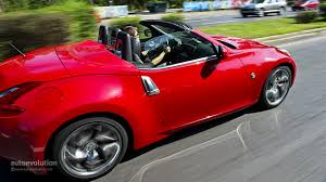 2017 nissan 370z convertible 2014 nissan 370z roadster review autoevolution