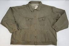 wrangler men u0027s big tall jean coats u0026 jackets ebay
