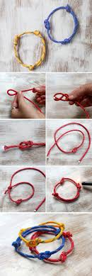 make bracelet from rope images How to make a rope bracelet www thehoffmans info jpg