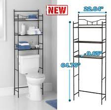 Bathroom Storage Rack Bath Storage Cabinets Ebay