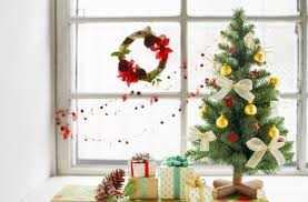 Easy Ways To Decorate Your Bedroom For Christmas Small White Christmas Tree Christmas Lights Decoration