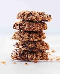 chewy oatmeal cookies recipe martha stewart good cookie recipes