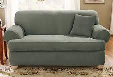 sofa slipcover t cushion ebay
