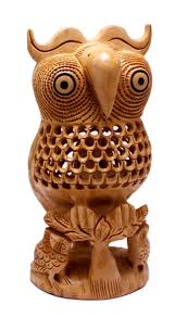 Decorative Owls by 33 Best Wooden Statues Ethnic Home Decor From India Images On