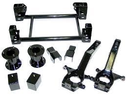 nissan pathfinder lift kit cst 7 u2033 lift for 4wd titan 04 u2013 nissan race shop