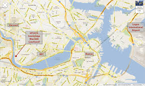 Map Of Boston Area Venue Humanitarian Technology Science Systems And Global