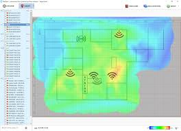 Wifi Heat Map Review Comparing Google Wifi To Other Mesh Networking