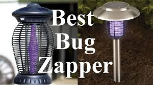 Outdoor Bug Lights by Outdoor Bug Mosquito Zapper Solar Powered Youtube