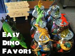 dinosaur party favors easy dinosaur party favors spaceships and laser beams