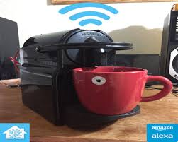 siege nespresso smart nespresso machine homeassistant or web browser