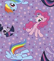 halloween knit fabric licensed fabric my little pony joann