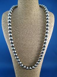 large silver bead necklace images Native american necklaces for sale american indian necklaces jpg