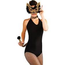 Leopard Halloween Costume Leopard Halloween Costume Kit Size Walmart