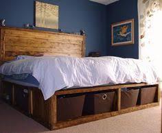 18 gorgeous diy bed frames diy storage bed diy storage and