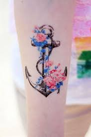 33 best anchor tattoos for girls images on pinterest beautiful