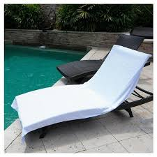 Chaise Lounge Terry Cloth Covers Resort Terry Lounge Chair Towel 40