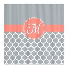 monogrammed shower curtains like this item monogrammed shower