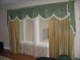 kitchen primitive curtains and valances swag valance grommet