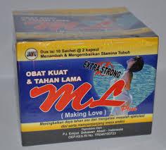 jamujawa com jamu ml obat kuat tahan lama pria merk ml making