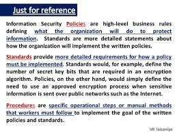 protection of information system u0026 types of controls