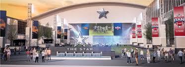 cowboys announce name for team u0027s new frisco home u0026 surrounding