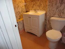 Glacier Bay Bathroom Cabinets Glacier Bay Lancaster 30 In W X 19 In D Bath Vanity In Amber