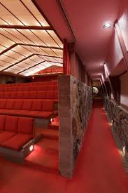 Taliesin West Interior Frank Lloyd Wright Foundation Replaces Incandescents With Leds At