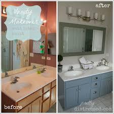 how to refinish bathroom cabinets bathroom design refinishing bathroom cabinets amazing it s a