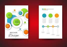 free brochure template vector download free vector art stock