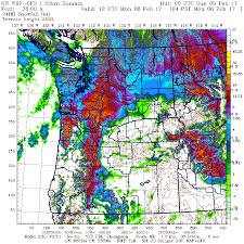 Power Outage Map Seattle by Cliff Mass Weather And Climate Blog Increasing Threat Of Lowland