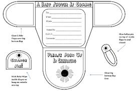 free printable baby shower invitations templates dolanpedia