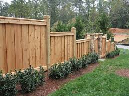 Fence Ideas For Backyard by Best 25 Wooden Fence Ideas Only On Pinterest Backyard Fences