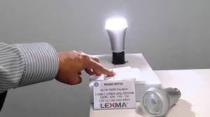 Led Light Bulb Dimmer by Lexma Smart Led Light Bulb 270 Beam Angle Daylight With 4
