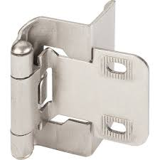 full wrap cabinet hinges decorative hinges satin nickel h6441sn