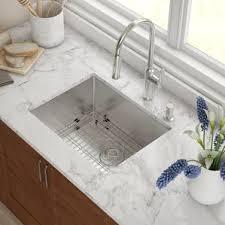 Kitchen Sink Modern Trough Kitchen Sink Wayfair