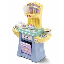 having fun with the little tikes kitchen set u2014 decor trends