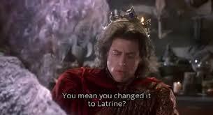 Men In Tights Meme - yarn you mean you changed it to latrine robin hood men in