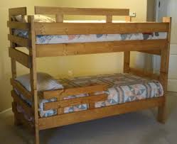 Bed Rails For Bunk Beds Mid South Bunk Beds Tn Bunk Bed