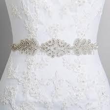 wedding dress sash 2015 professional wedding dress sash rhinestone applique bridal