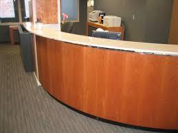 Commercial Desk Maryland Custom Office Furniture Baltimore County Custom Desk