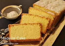 madeira cake recipe thebakingpan com