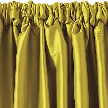 Dupioni Silk Drapes Discount Dupioni Silk Curtains Curtain Blog
